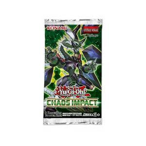 Yugioh - Booster Chaos Impact unlimitiert