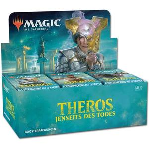 Magic - Theros: Jenseits des Todes Booster Display
