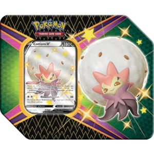Pokemon - Glänzendes Schicksal Cottomi V Tin Box