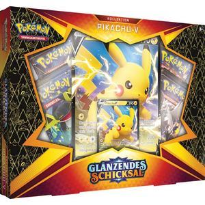 Pokemon - Glänzendes Schicksal Pikachu V Box