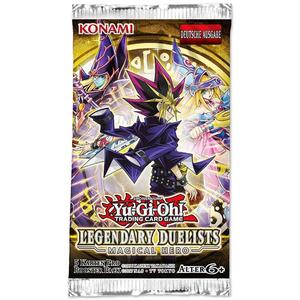 Yugioh - Booster Legendary Duelist - Magical Hero
