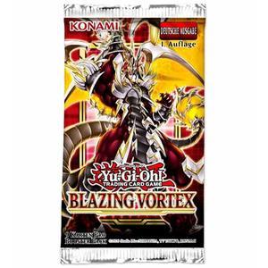Yugioh - Blazing Vortex Booster 1.Auflage