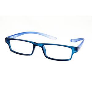 CERVO Fertiglesebrille dunkelblau/blau +1,00 dpt.