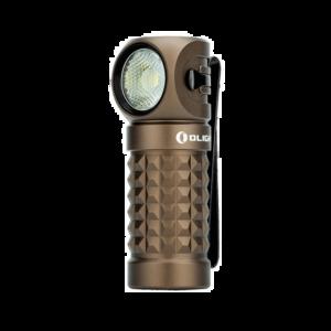 Olight Perun Mini Multifunktionslampe Kit - Desert Tan Limited Edition