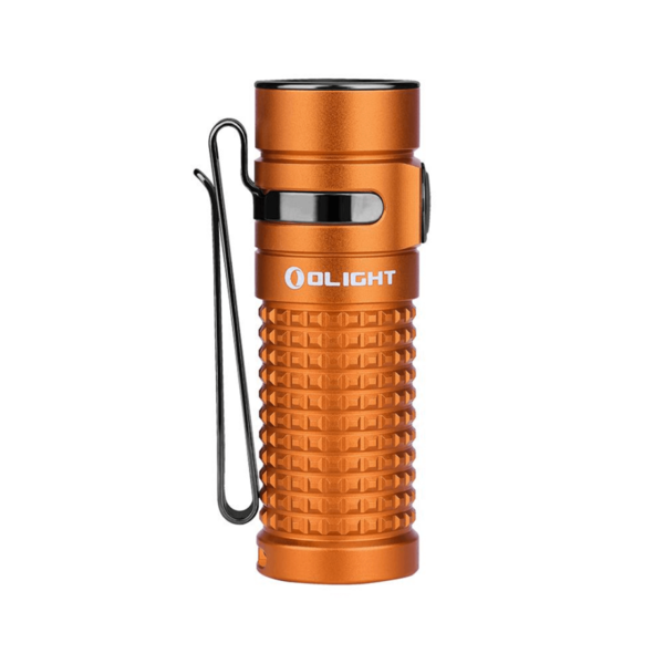 Olight Baton S1R II Taschenlampe - Orange