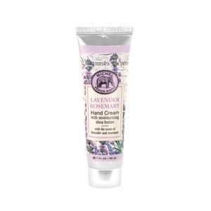 Handcreme 30 ml - Lavender Rosmary - von MICHEL DESIGN WORKS
