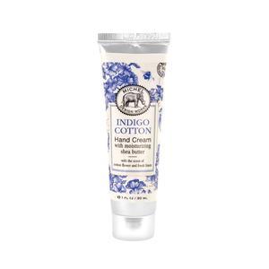 Handcreme 30 ml - Indigo Cotton - von MICHEL DESIGN WORKS