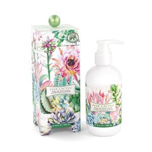 Handlotion / Bodylotion 235 ml - Pink Cactus - von MICHEL DESIGN WORKS