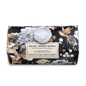 Badeseife 245 g - Gardenia - von MICHEL DESIGN WORKS