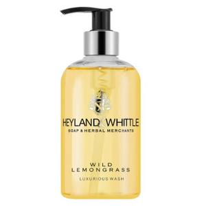 Hand & Bodywash 300 ML - Wild Lemongrass - von HEYLAND & WHITTLE