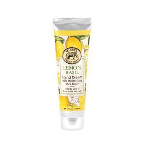 Handcreme 30 ml - Lemon Basil - von MICHEL DESIGN WORKS
