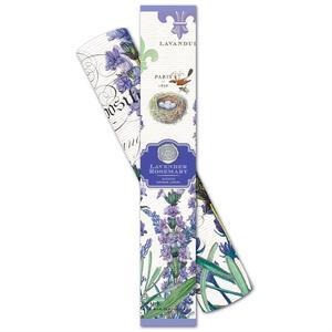 Schrankpapier Inhalt 6 Bögen 58 x 43 cm - Lavender Rosemary - von MICHEL DESIGN WORKS