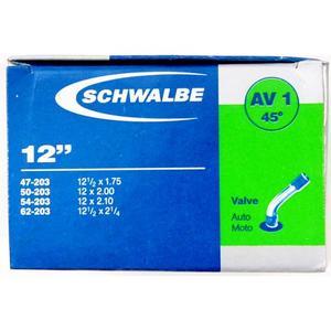 Schlauch Schwalbe (12 1/2x1,75-2 1/4) 1 AV-Ventil