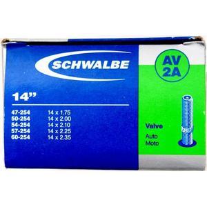 Schlauch Schwalbe (14x1,75-2,35) 2 AV-Ventil
