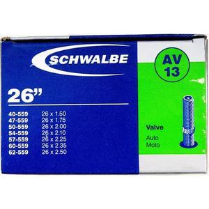 Schlauch Schwalbe (26x1,5-2,5) 13 AV-Ventil