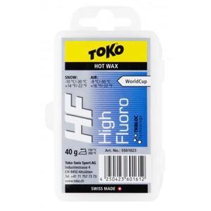 High-Fluorwachs Toko blau 40gr