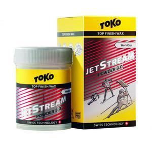 Jetstream Powder 3.0 Wachs Toko rot -2/-12° 2020/21