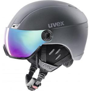 Skihelm Uvex Hlmt 400 Visor Style 2020/21