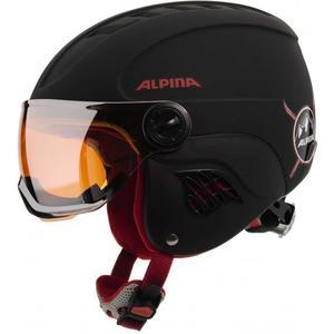 Jugend Skihelm Alpina Carat LE Visor HM