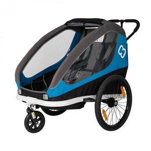 Kinder Fahrradanhänger Hamax Traveller