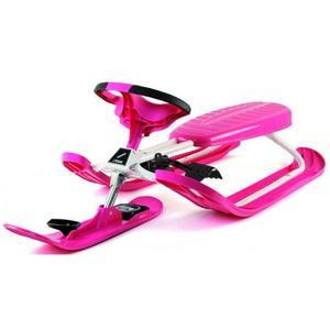Lenkbob Stiga Snow-Racer Pro pink