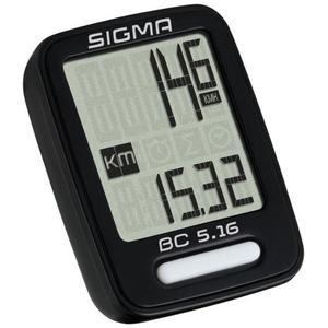 Fahrradcomputer Sigma BC 5.16