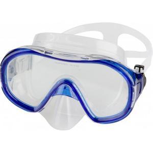 Tauchmaske V3Tec Acapulco blau