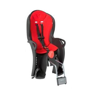 Kindersitz Hamax Sleepy schwarz-rot