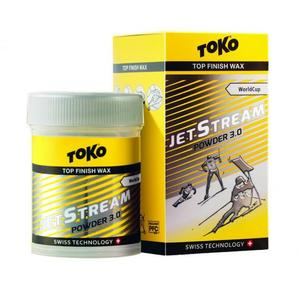 Jetstream Powder 2.0 Wachs Toko gelb 0/-4° 2020/21