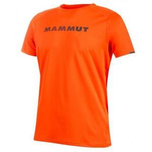 Herren Outdoor T-Shirt Mammut Splide Logo