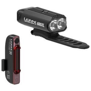 Fahrradlichtset Lezyne Micro Drive 600XL/Stick 2021