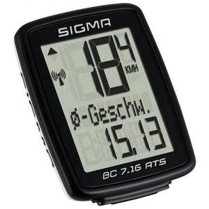 Fahrradcomputer Sigma BC 7.16 ATS