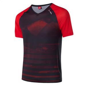 Herren Outdoor Shirt Löffler Printshirt Aero 2021
