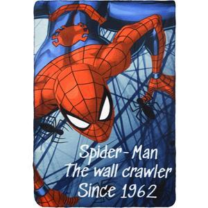 Kuscheldecke, Spiderman