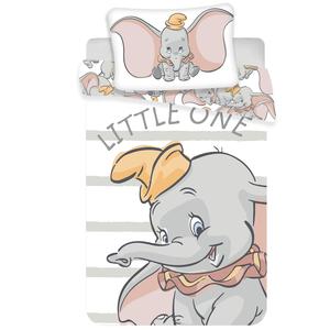 Disney Baby Kinder Bettwäsche Dumbo 135x100 60x40