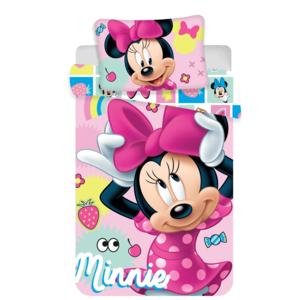 Disney Baby Kinder Bettwäsche Minnie Mouse