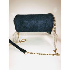 Kleine Blaue Damentasche