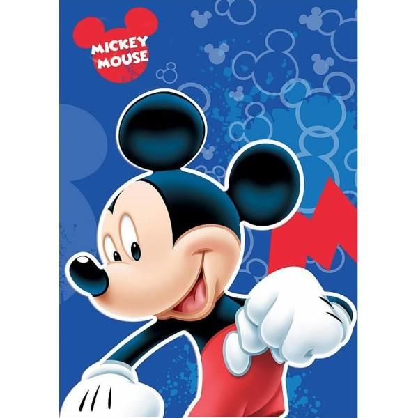 Disney Mickey Fleecedecke 100*140 cm