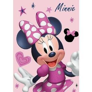 Disney Minnie Fleecedecke 100*140 cm