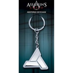 Assassins Creed Abstergo Logo Schlüsselanhänger - Keychain (offiziell lizenziert)