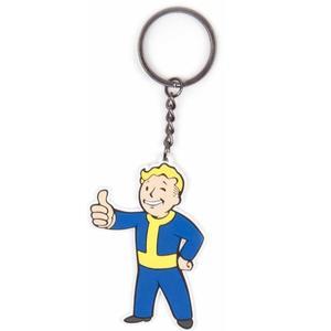Fallout - Vault Boy Schlüsselanhänger - Keychain (offiziell lizenziert)