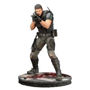 Resident Evil Chris Redfield Figur 1:6 (29cm)
