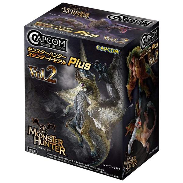Monster Hunter Sammelfigur Vol. 2 (Blindbox)