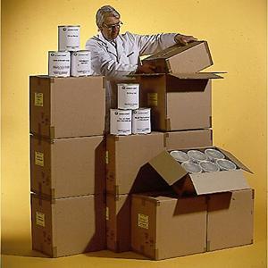 Notvorrat Grundnahrungsmittel für 1 Jahr (20 Karton a 6 Stück 3 l Dosen), MHD 15 Jahre Notnahrung, Langzeitvorsorge, Langzeitnahrung, Krisenvorsorge, Notfallnahrung