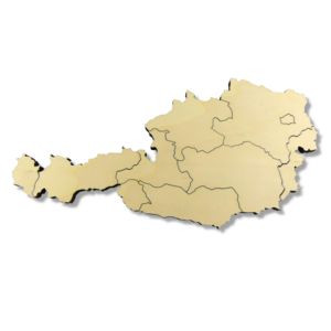 Holz Puzzle Österreich
