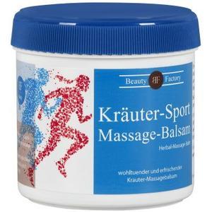 Massage-Sport-Balsam von Beauty Factory
