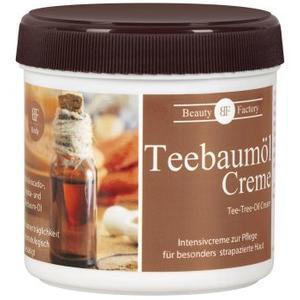 Teebaum-Öl Creme - Beauty Factory