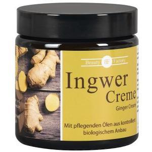 Ingwer Creme - Beauty Factory