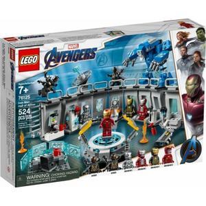 LEGO Marvel Super Heroes Spielset - Iron Mans Werkstatt (76125)