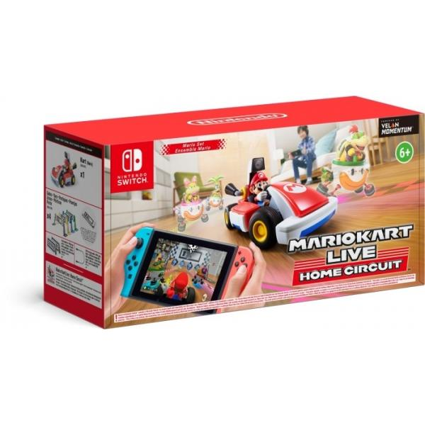 Mario Kart Live: Home Circuit - Mario Set [Nintendo Switch]